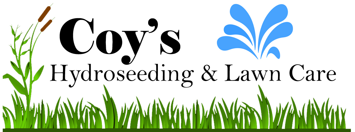 Coy's Hydroseeding and Lawn Care